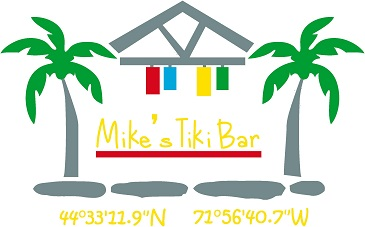 Mike's Tiki Bar Logo